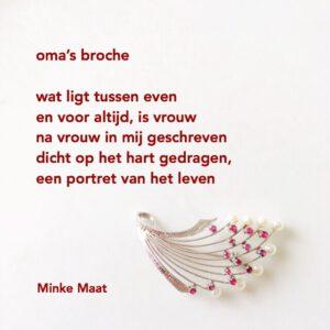 oma's broche