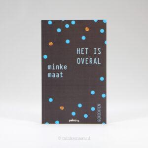 Boek Het is overal - Minke Maat