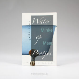 Boek Water op pootjes - Minke Maat