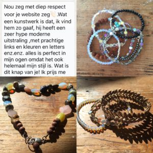Sieraden van Elly van Heiningen