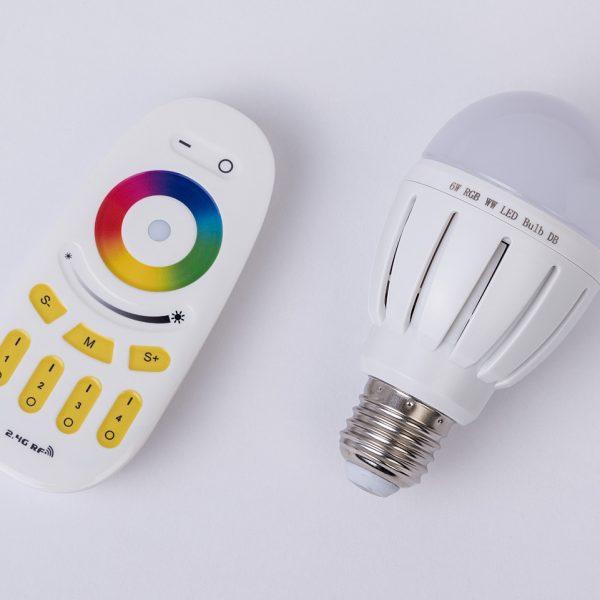 Crosstable afstandsbediening en lichtbron