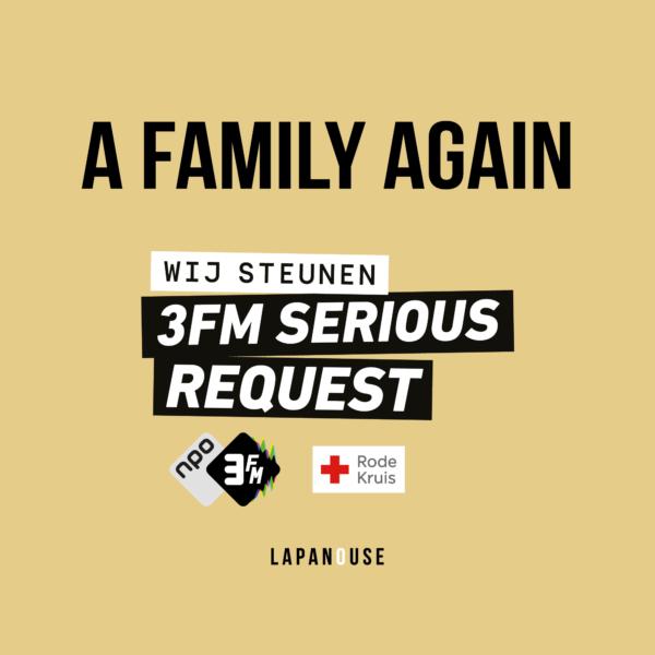 'A family again'