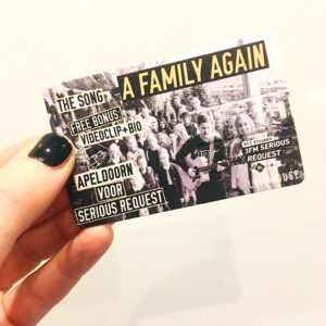 A family again op usb-card