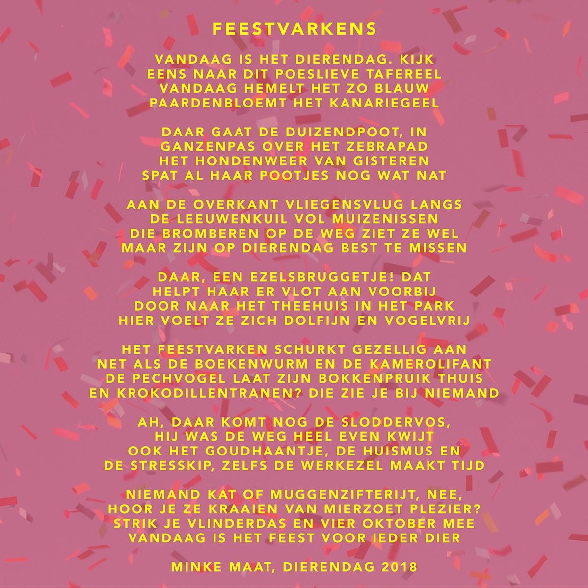 Gedicht Op Maat Archieven Minke Maat Woord Beeld